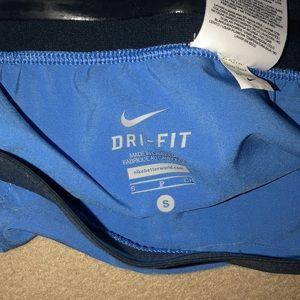 Nike Skirts - Nike blue dri-fit skirt